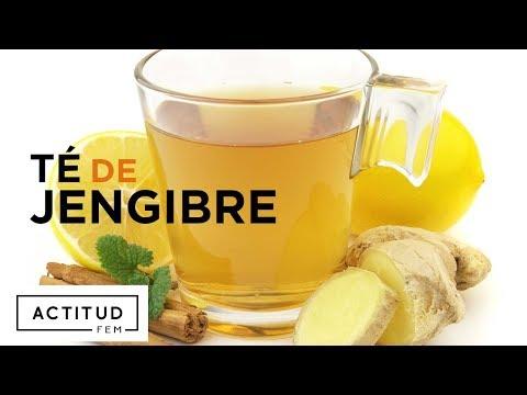 Té de jengibre - ¿Cómo preparar té de jengibre? | ActitudFEM