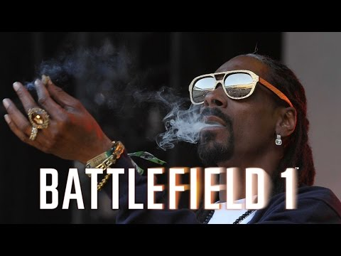 "Snoop Dogg Playing Battlefield 1 In ""Battlefield Squads"" At EA Play 2016 Mp3"