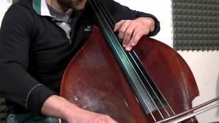 L.V.Beethoven - Ode to Joy - Double Bass Ensemble