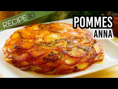 0 Pommes Anna