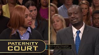 Husband Cheats On Wife Of 10 Years Because Of A Bad Argument (Full Episode) | Paternity Court