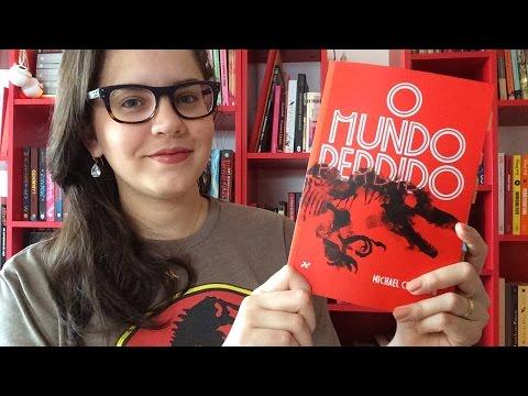 O MUNDO PERDIDO, de Michael Crichton | BOOK ADDICT