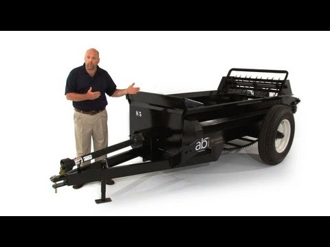 PTO Classic Manure Spreader – Product Details – By ABI