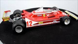 GP Replicas Gilles Villeneuve Ferrari 312T4