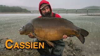 Stormy Cassien Days And BIG CARP!