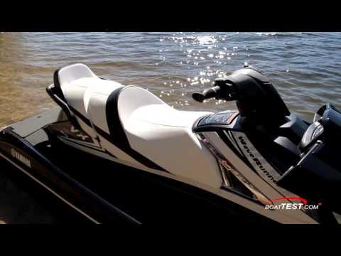Yamaha VX Cruiser HO (2016-) Test Video- By BoatTEST.com