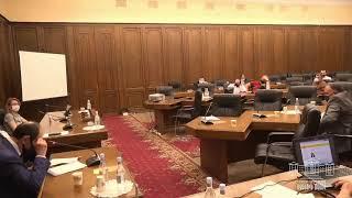 ԱԳ նախարարի տեղակալ Շավարշ Քոչարյանի ելույթը ՀՀ ԱԺ տարածաշրջանային եւ եվրասիական ինտեգրման հարցերի ու ֆինանսավարկային և բյուջետային հարցերի մշտական հանձնաժողովների համատեղ նիստին