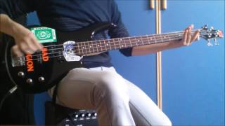 Channel 3 - Manzanar - (Bass Cover)
