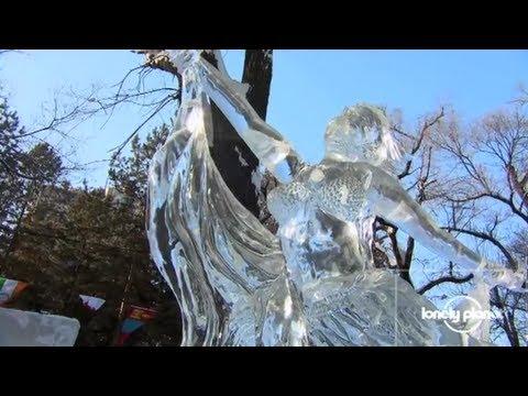 Harbin International Ice and Snow Sculpture Festival,China