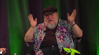 George RR Martin on his Favorite Scene in Game of Thrones