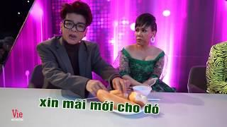 Vũ Hà học theo Trấn Thành đi xin ăn Việt Hương và cái kết bị chửi te tua | BTS Ca sĩ bí ẩn