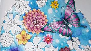 How To Color Leaves For Coloring Books Tutorial Leaf