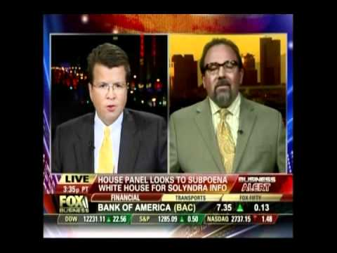 DWANE CATES ON FOX BUSINESS<br />with Neil Cavuto