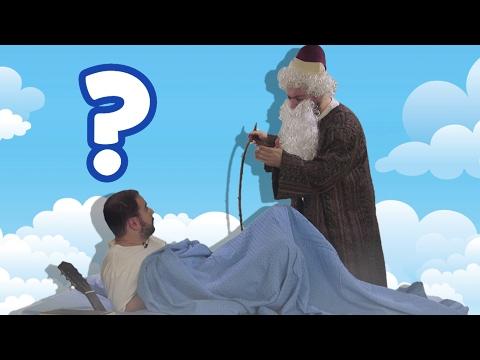 Ak Sakallı Dede Melih'e Ne Dedi?