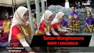 Tari Tarian Nusantara - Tarian Manglessuna Dari Enrekang Duri