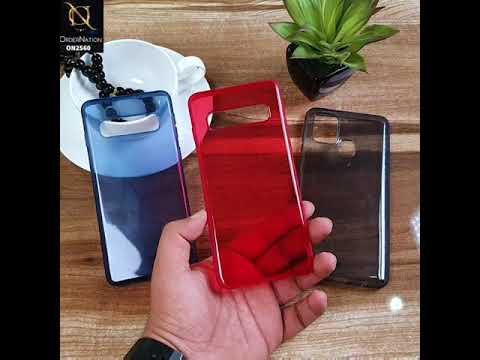 iPhone 11 - Black - Assorted Candy Color Transparent Soft Case