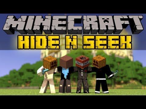 Игра в прятки - Minecraft Hide N Seek Mini-Game [LastRise]