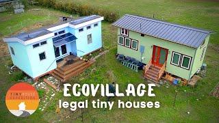 Legal Tiny Houses