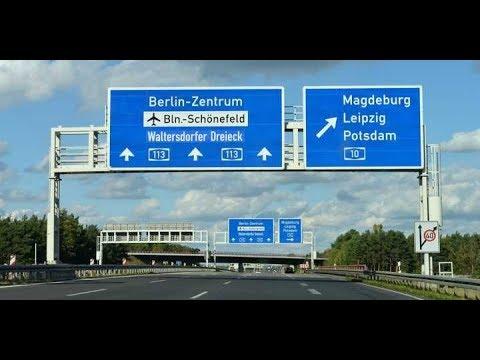 睡前消息:德国高速公路不限速?你们还没见到开飞机的……