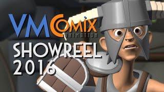 VMComix Showreel 2016