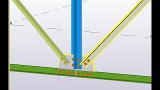 شرح Tekla Structural Designer - मुफ्त ऑनलाइन