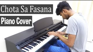 Chota Sa Fasana   Piano Cover   Karwaan