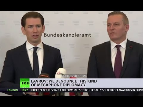 Austria claims it exposed 'Russian spy', Moscow summons ambassador