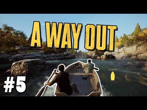 DĚLEJ, PÁDLUJ! - #5│A Way Out (CZ)