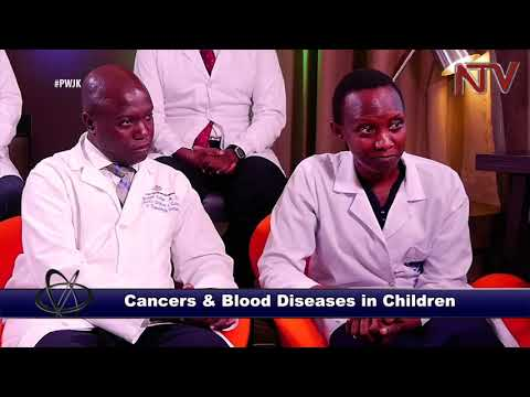 PWJK: Doctors explain the cause of cancers and blood diseases in children