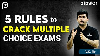 5 Rules to crack Multiple choice exams