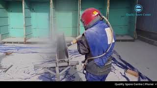 Used of Sandblasting |Quality Spare Centre