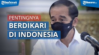 Pandemi Covid-19 Memberi Pelajaran Pentingnya Berdikari di Indonesia
