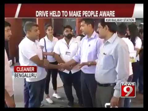 MIME Students Participated in Clean-Up Drive & Eco-Awareness | NEWS9