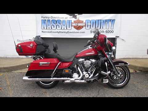 2011 HARLEY-DAVIDSON FLHTK ULTRA LIMITED *FREE POWERTRAIN WARRANTY*