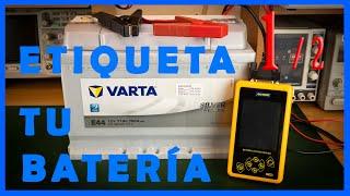 BATERIA VARTA SILVER DYNAMIC  TEST - CAPÍTULO 1/2.