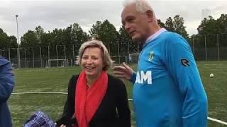Vlaardingen klopt Schiedam van Cor Lamers in voetbalduel