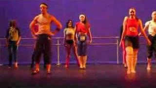 BC Dance Ensemble - The Opening (I Hope I get it)