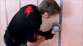 עבודת גבס: איך לחזק קירות
