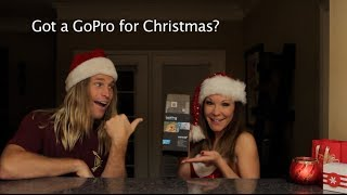 Got a GoPro for Christmas?! How to get started. GoPro Tip #290