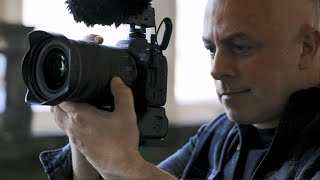 Video 5 of Product Canon EOS R5 Full-Frame Mirrorless Camera