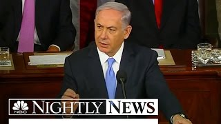 Netanyahu Blasts Iran Nuclear Deal in Controversial Speech | NBC Nightly News