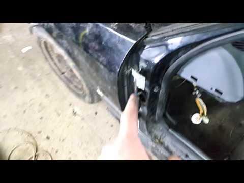 Как снять передние крылья на  BMW E36