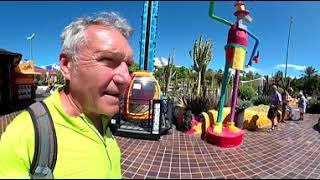 Тенерифе 360 VR видео: Развлечения в Las Americas