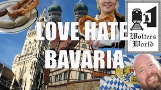 Visit Bavaria - 5 Things You Will Love & Hate About Bayern, Germany