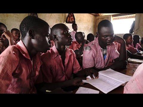 Targeting education for refugee children in the Kakuma refugee camp in Kenya