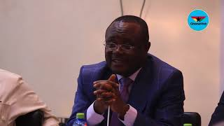 Privileges Committee suspends sitting over objections from Ken Agyapong's lawyers