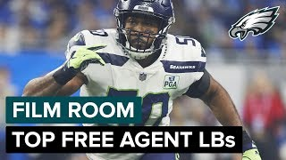 Examining the Top Free Agent Linebackers   Eagles Film Room