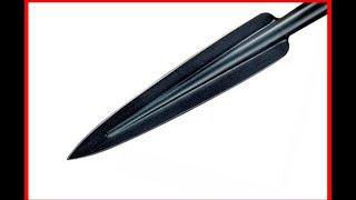 Aprenda a fazer uma lança para caçar javalis.