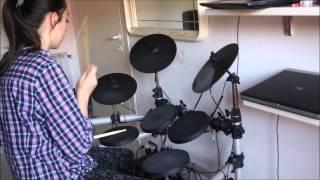 Dream Evil   My Number One Megi   Drum Cover