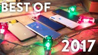 Best Smartphones of 2017!